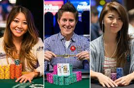 What She Did - First Female Poker Champ